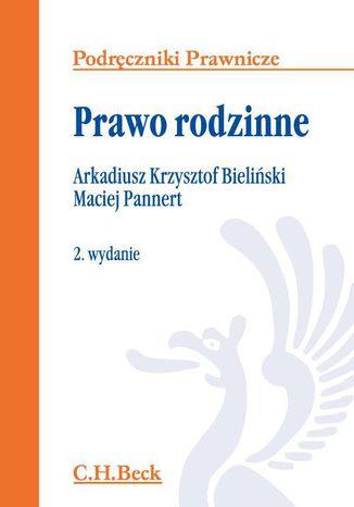 Okładka książki/ebooka Prawo rodzinne. Wydanie 2