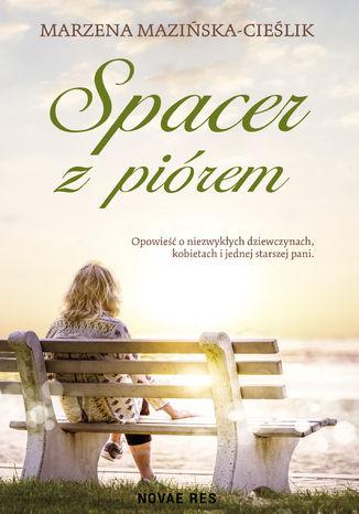 Okładka książki/ebooka Spacer z piórem
