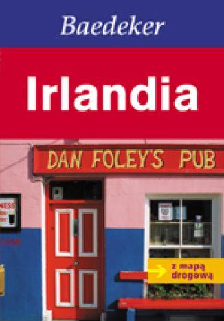 Okładka książki/ebooka Irlandia. Przewodnik (Baedeker)