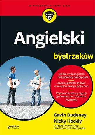 Okładka książki/ebooka Angielski dla bystrzaków