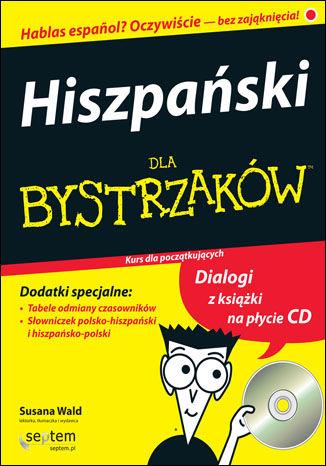 Okładka książki/ebooka Hiszpański dla bystrzaków