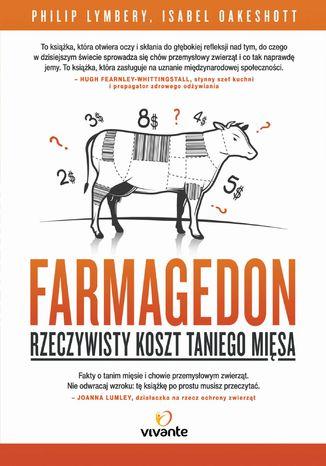 Okładka książki/ebooka Farmagedon. Rzeczywisty koszt taniego mięsa
