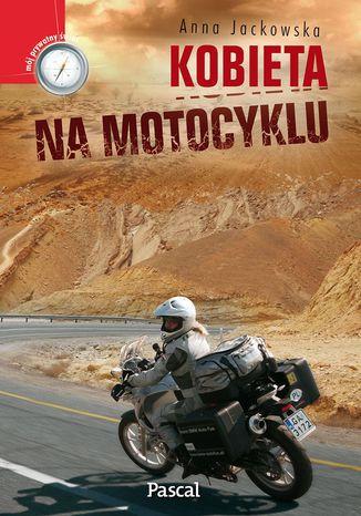 Okładka książki/ebooka Kobieta na motocyklu