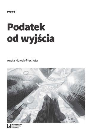Okładka książki/ebooka Podatek od wyjścia