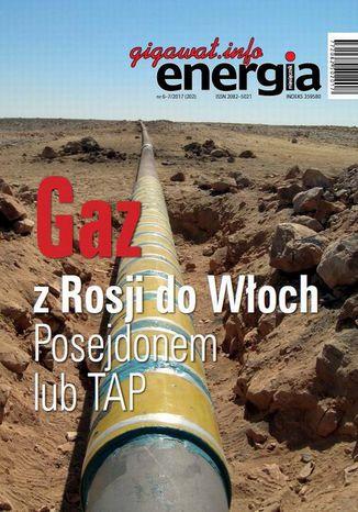 Okładka książki/ebooka Energia Gigawat nr 6-7/2017