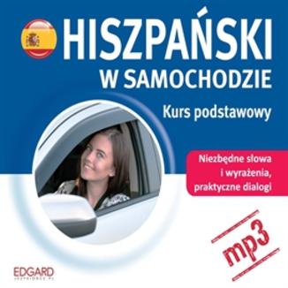 Okładka książki Hiszpański w samochodzie. Kurs podstawowy