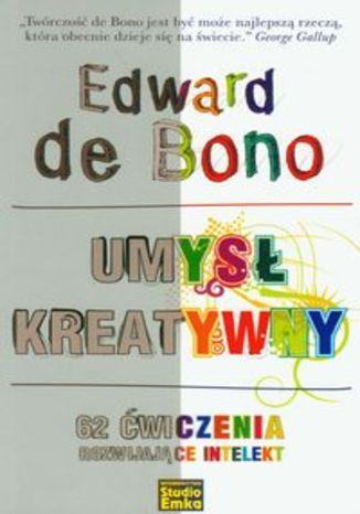 Okładka książki/ebooka Umysł kreatywny 62 ćwiczenia rozwijające intelekt