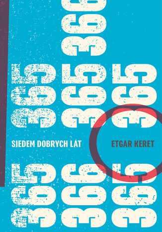 Okładka książki/ebooka Siedem dobrych lat
