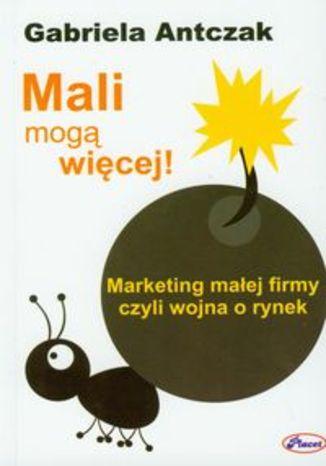 Okładka książki/ebooka Mali mogą więcej