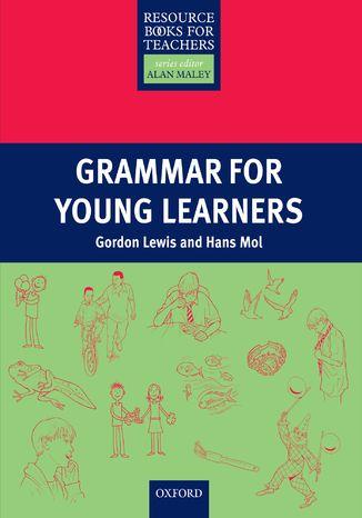 Okładka książki/ebooka Grammar for Young Learners - Primary Resource Books for Teachers