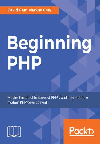Okładka książki/ebooka Beginning PHP