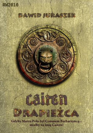 Okładka książki/ebooka Cairen. Drapieżca