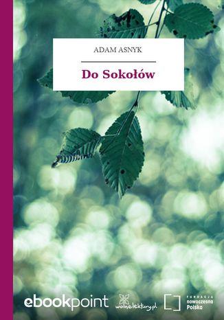 Okładka książki/ebooka Do Sokołów