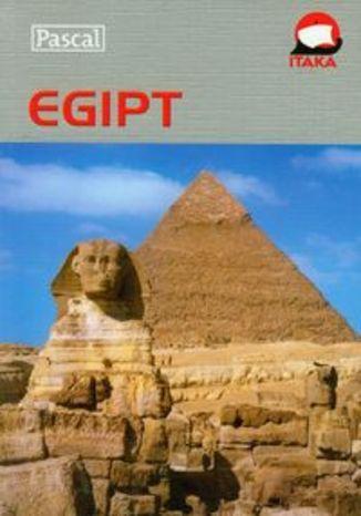 Okładka książki/ebooka Egipt. Przewodnik ilustrowany Pascal