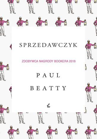 Okładka książki/ebooka Sprzedawczyk