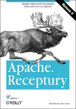 Okładka książki/ebooka Apache. Receptury. Wydanie II