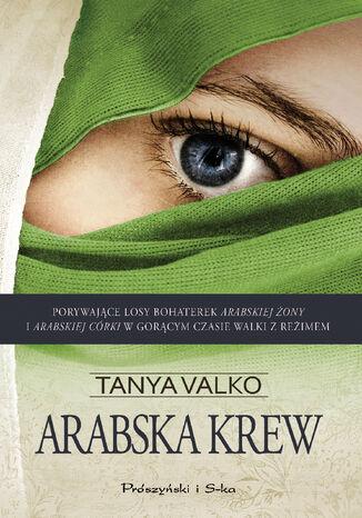 Okładka książki/ebooka Arabska krew