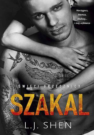 Okładka książki/ebooka Szakal