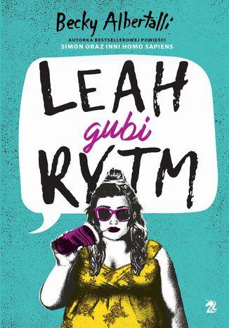 Okładka książki/ebooka Leah gubi rytm