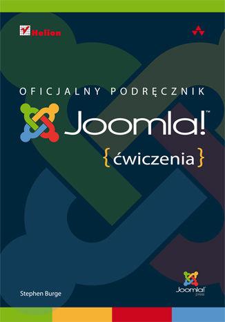 Okładka książki/ebooka Joomla! Ćwiczenia. Oficjalny podręcznik