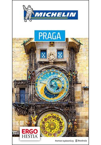 Okładka książki/ebooka Praga. Michelin. Wydanie 1