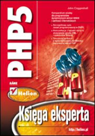 Okładka książki/ebooka PHP5. Księga eksperta