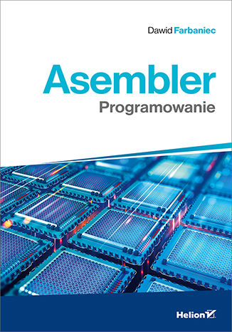 Okładka książki/ebooka Asembler. Programowanie