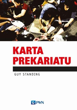 Okładka książki/ebooka Karta Prekariatu