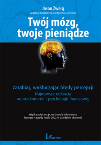 Okładka książki/ebooka Twój mózg,twoje pieniądze