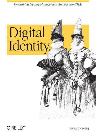 Okładka książki/ebooka Digital Identity