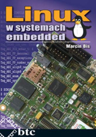 Okładka książki Linux w systemach embedded.