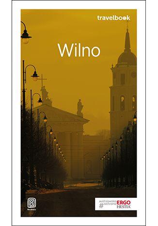 Okładka książki/ebooka Wilno. Travelbook. Wydanie 2