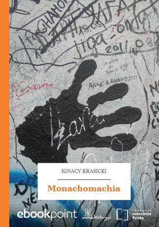 Okładka książki/ebooka Monachomachia