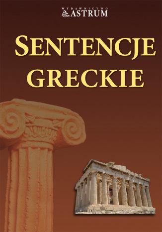 Okładka książki/ebooka Sentencje Greckie