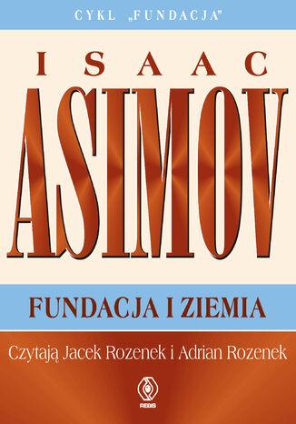 Okładka książki/ebooka Fundacja (#7). Fundacja i Ziemia