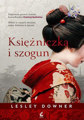 Okładka książki/ebooka Księżniczka i szogun
