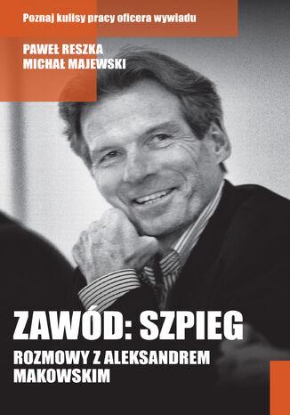 Okładka książki/ebooka Zawód: szpieg