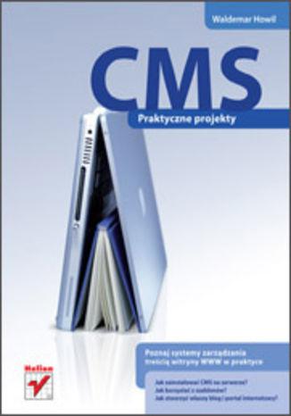 Okładka książki/ebooka CMS. Praktyczne projekty