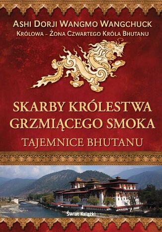 Okładka książki/ebooka Skarby Królestwa Grzmiącego Smoka