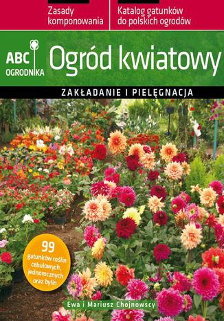 Okładka książki/ebooka Ogród kwiatowy. ABC ogrodnika