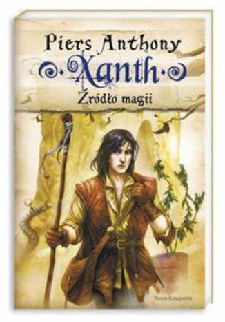 Okładka książki/ebooka Xanth 2 Źródło magii