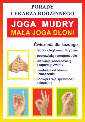 Okładka książki/ebooka Joga. Mudry. Mała joga dłoni