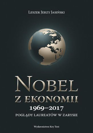 Okładka książki/ebooka Nobel z ekonomii 1969-2017