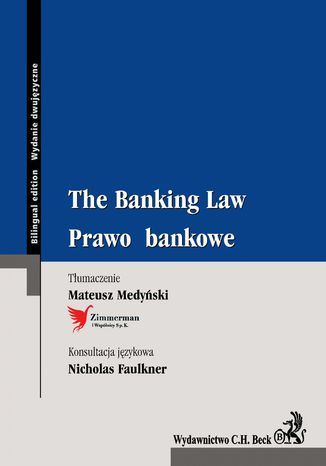 Okładka książki/ebooka The Banking Law. Prawo bankowe