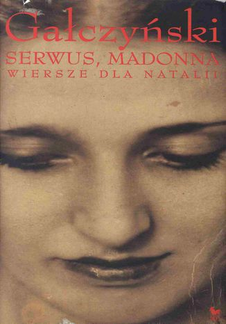 Okładka książki/ebooka Serwus, Madonna