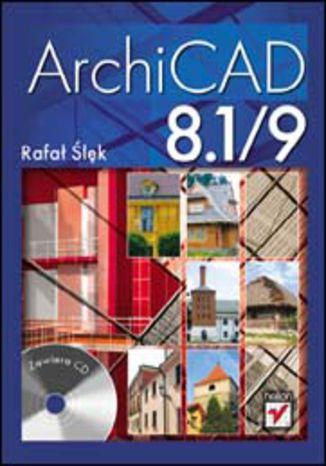 Okładka książki/ebooka ArchiCAD 8.1/9