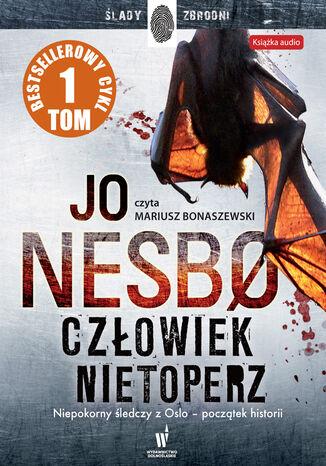 Okładka książki/ebooka Człowiek nietoperz