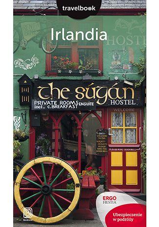 Okładka książki Irlandia. Travelbook. Wydanie 1