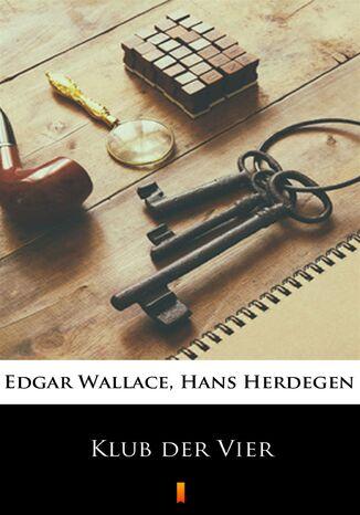 Okładka książki/ebooka Klub der Vier