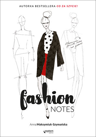 Okładka książki/ebooka Fashion notes